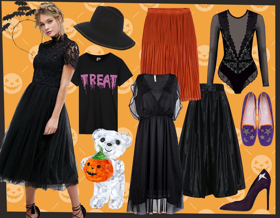 Pronta a festeggiare Halloween con il look perfetto  Ecco tante idee per  uno shopping mirato! (Cover by Antonella Acquafredda) 8b6c1acfb3cc