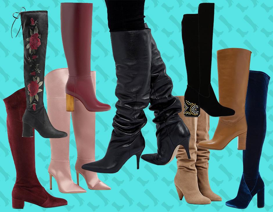 Stivali: i modelli più cool da sfoggiare quest'anno Tu Style
