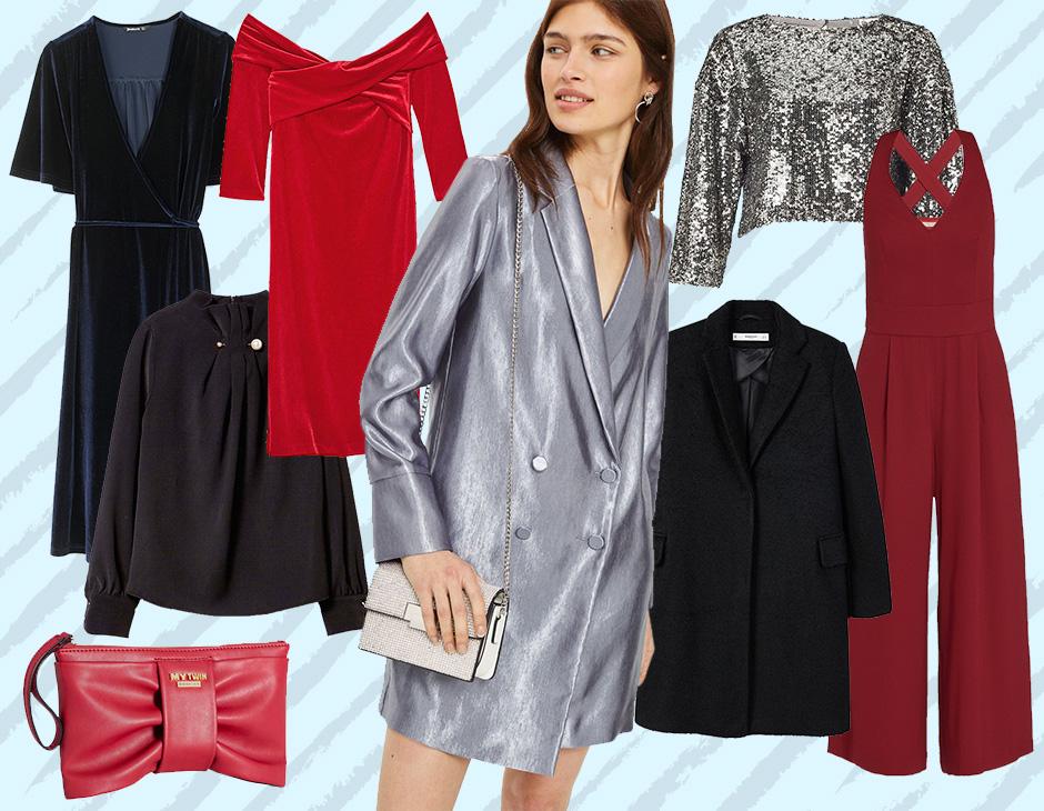 047270cdac Look per le feste: gli abiti e gli accessori da sfoggiare nel ...