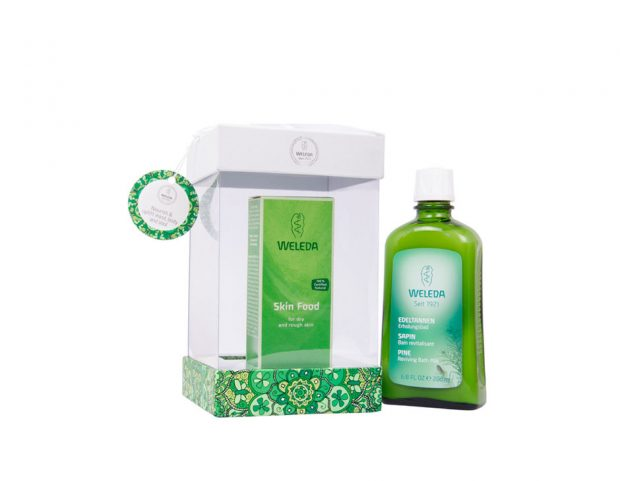 Skin Food and Pine Bath Gift Box