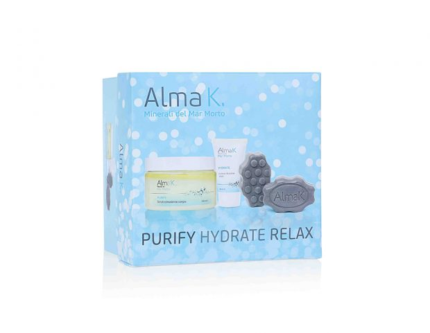 Purify Hydrate Relax