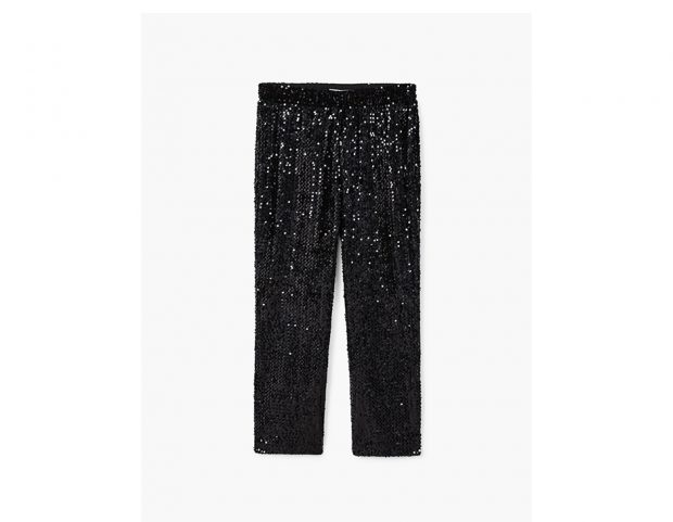 Pantaloni di paillettes