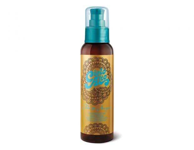 Trattamento a base di Olio di Argan pensato per nutrire in profondità i capelli secchi e sensibilizzati
