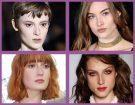 Tutte le tendenze per i capelli corti, lunghi, medi e mossi per la Primavera Estate! Sfoglia la gallery e scegli il tuo prossimo look! (Collage di Francesca Merlo)