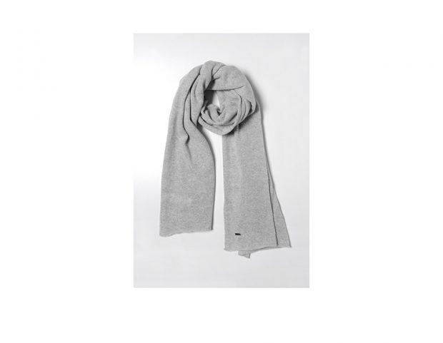 Maxi sciarpa in cashmere