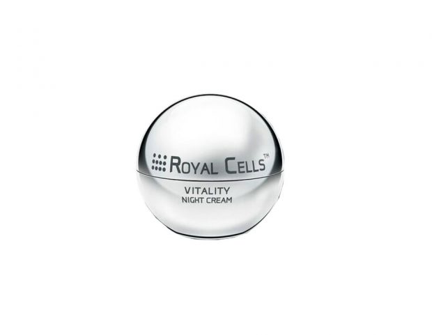 Royal Cells Vitality Night Cream, Novacell Biotech Company