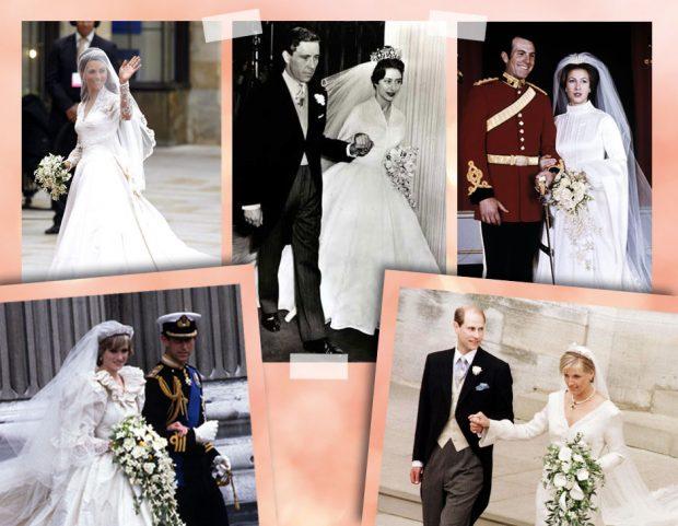 Abiti da sposa principeschi  i wedding dress più famosi della Royal ... 6f26ca8ac6f