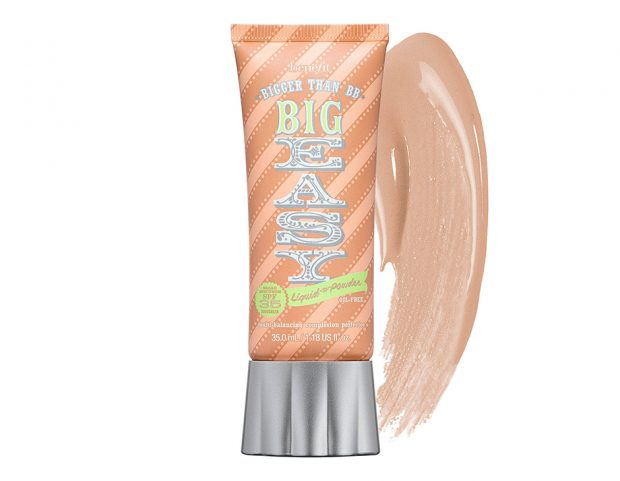 Una crema colorata multi-azione che riequilibra le zone grasse e secche della pelle e uniforma l'incarnato