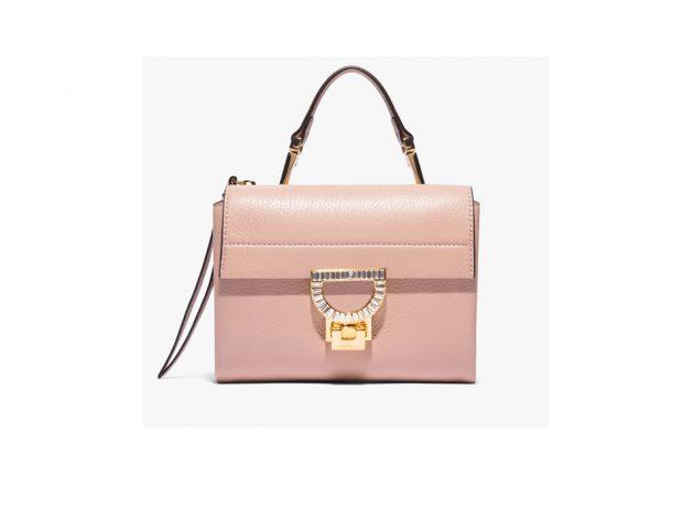 Mini bag con chiusura gioiello