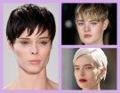 Hai voglia di un nuovo look per la Primavera? Sfoglia la gallery e scopri tutte le tendenze per i tagli di capelli corti dalle sfilate! (Collage di Francesca Merlo)
