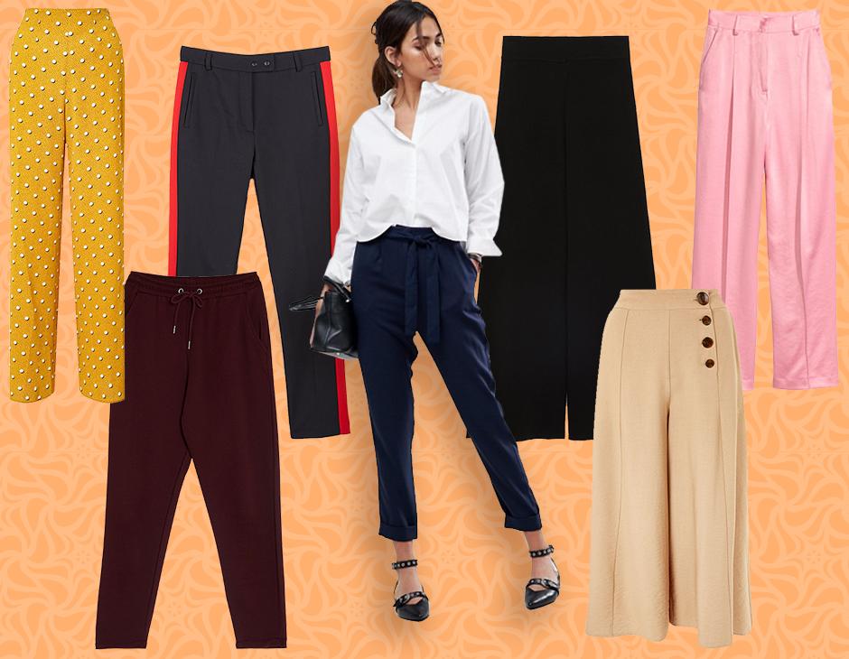 bcd4152e8fa193 Pantaloni: tutti i modelli della primavera-estate 2018 da acquistare