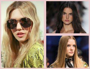 Tagli di capelli lunghi per la Primavera Estate 2018: tutte le tendenze dalle sfilate