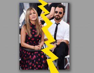 Jennifer Aniston e Justin Theroux si sono separati