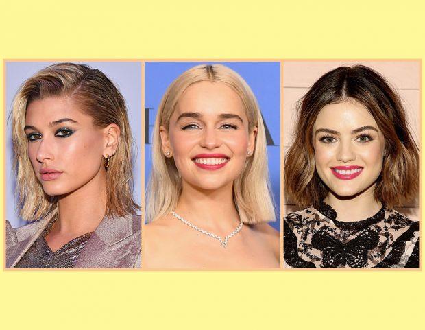 Tagli capelli medio corti estate 2019