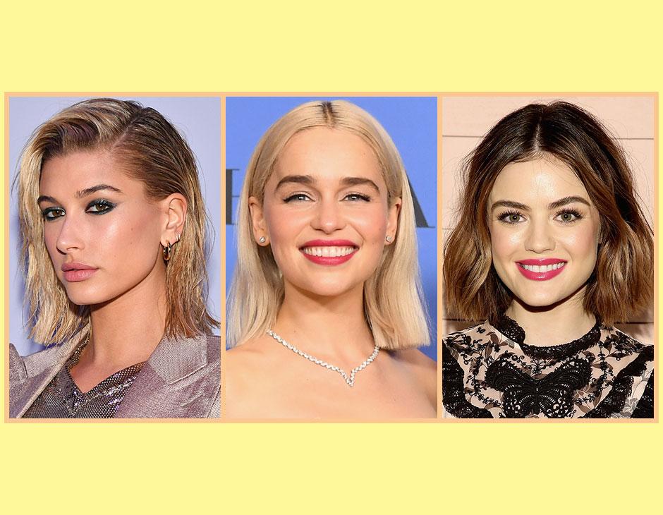 Caschetto 2018: tutti i tagli di capelli delle star da ...