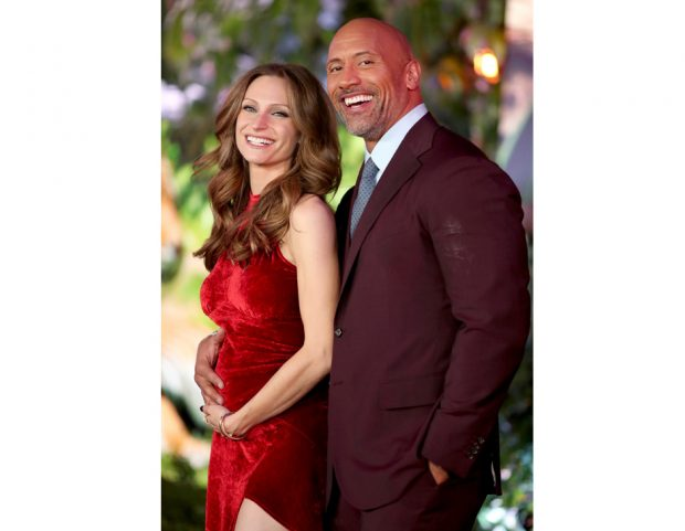 auren-Hashian-Dwayne-Johnson-Getty-Images