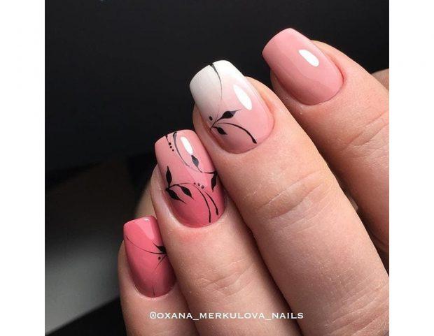 La Nail Art Floreale Minimal Da Instagram Tutta Da Copiare