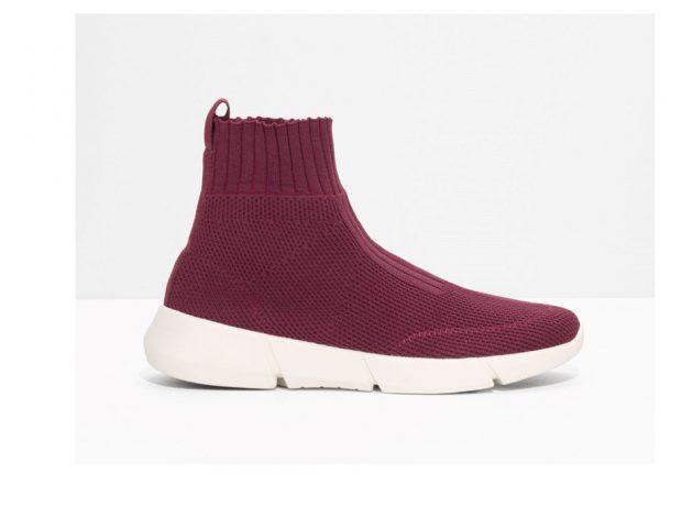Sock sneakers con la para
