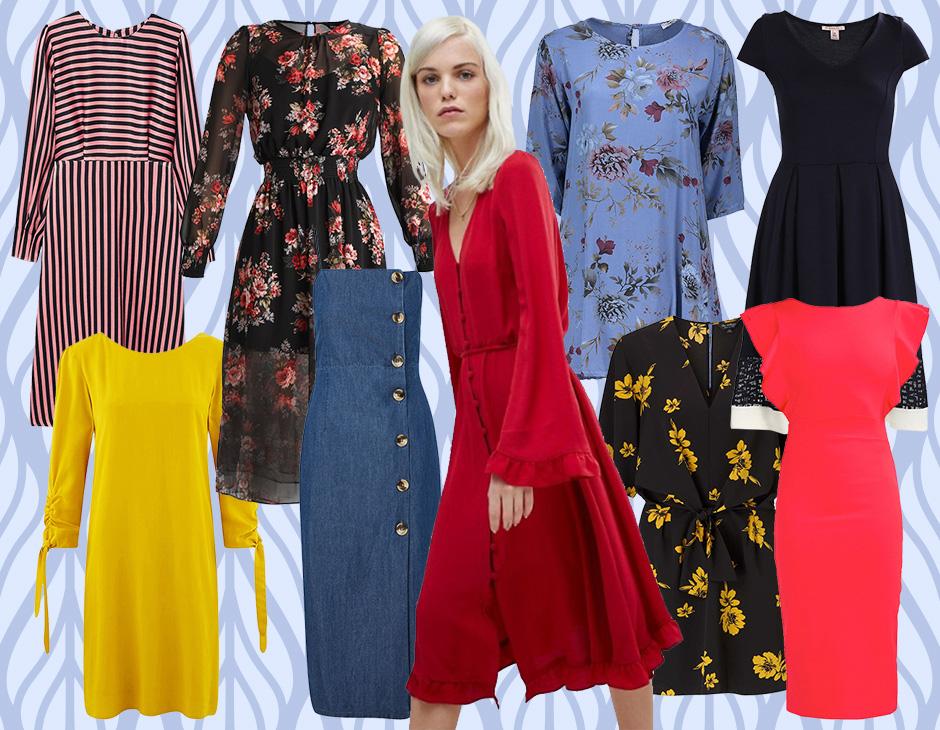 cheaper 83c09 6e7f4 15 modelli di abiti sotto i 50 euro per la primavera 2018