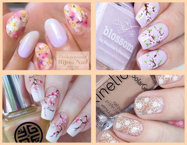 Festeggia la Primavera con le nail art a decorazione floreale! Sfoglia la  gallery e scopri