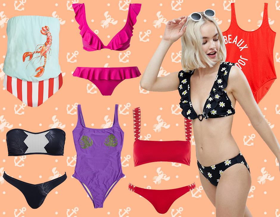 2ad78a5e94 Per celebrare l'arrivo della primavera e delle prime giornate di sole, cosa  c'è di meglio che scegliere i costumi più cool che indosseremo presto al  mare?