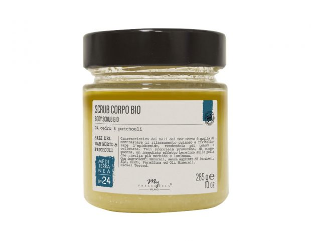 Scrub Corpo Bio My Fragrances