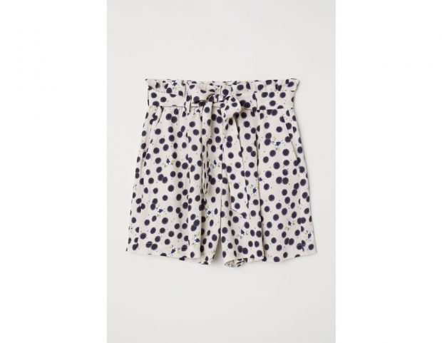 Shorts stampati