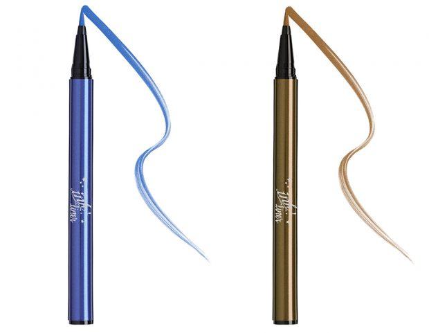 Blu e bronzo di tendenza