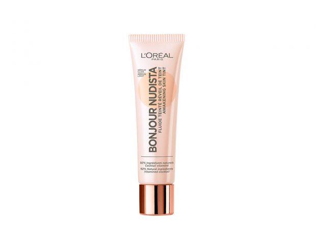 BB Cream Bonjour Nudista