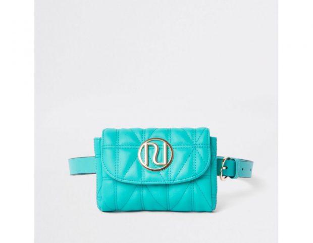 Mini belted bum bag