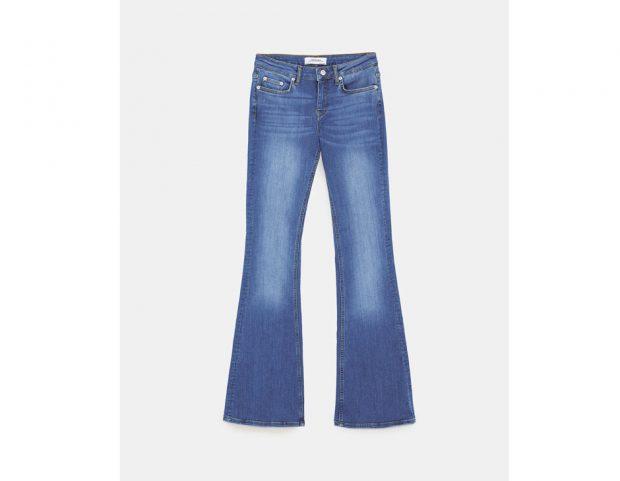 Jeans skinny flare