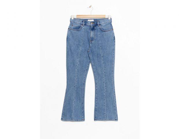 High Kick Flare Jeans