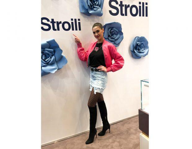 Melissa Satta testimonial di Stroili
