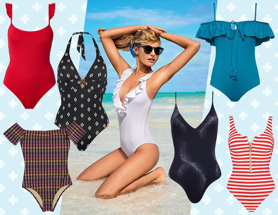 1afb13eff1b5 Pronta a scegliere il costume giusto per un'estate all'insegna del glamour?  Ecco gli interi che ci hanno conquistato al primo sguardo.