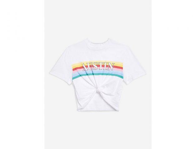 Austin Knot Front T-Shirt
