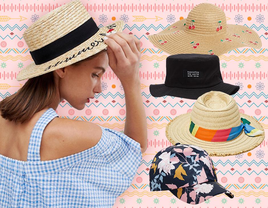 Cappelli  i modelli must have da scegliere per l estate 2018 516d8b5f6f86