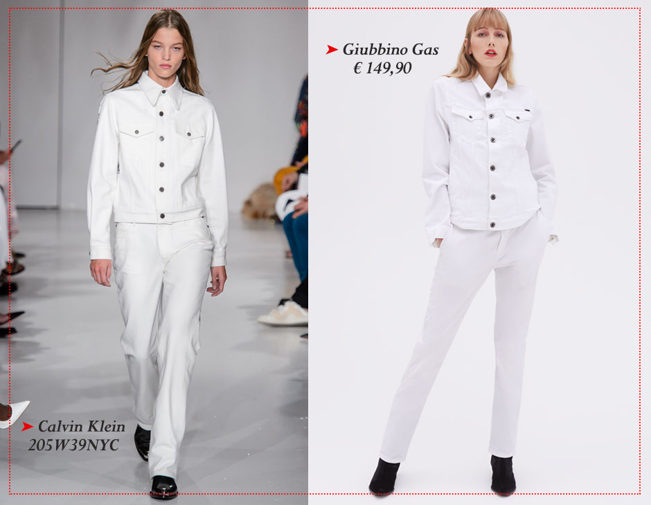 E Must Denim Have Bianco Tu Jeans Style Giacca EwvCq