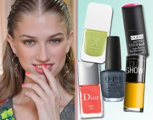Unghie: manicure tropicale, tutti i colori di smalti da provare!