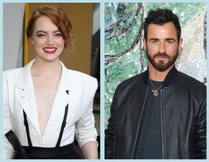 Emma Stone e Justin Theroux: due single (per ora)