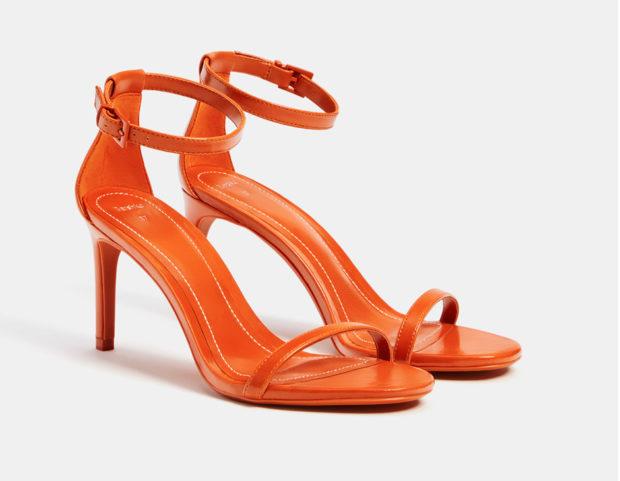 Sandali con cinturino alla caviglia