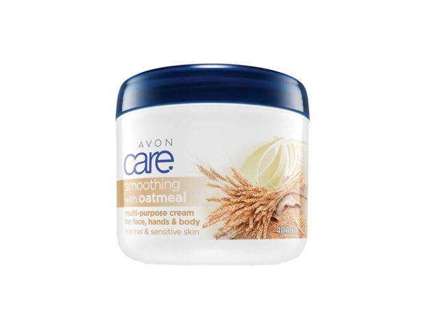 Crema multi-uso all'Avena per pelli sensibili