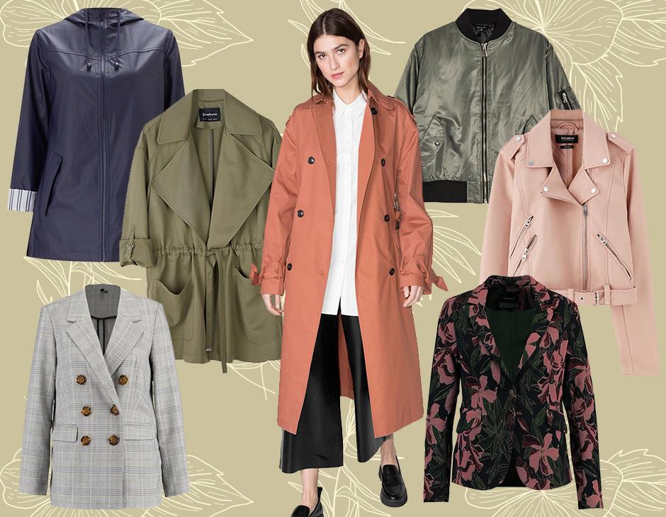Le giacche must have dell'autunno 2018 da acquistare