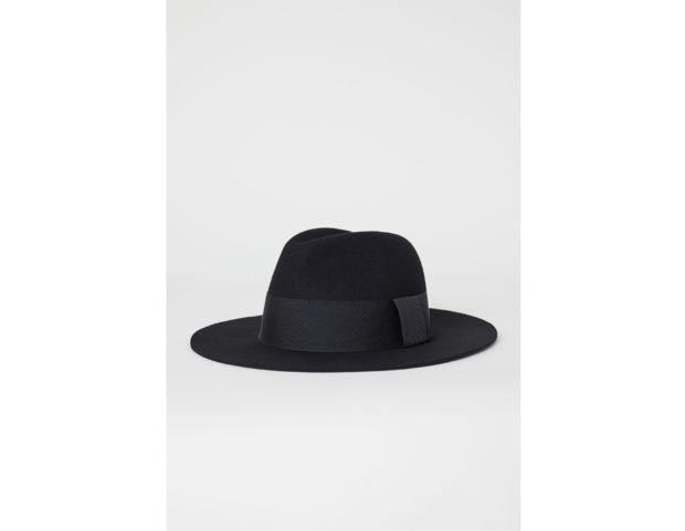 Cappello in feltro di lana