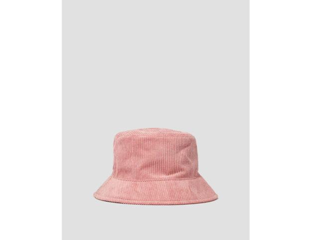 Cappello da pescatore in velluto a costine
