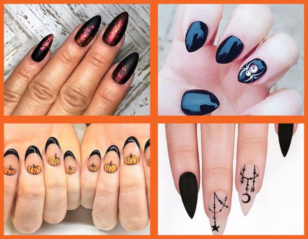 Vuoi una manicure particolare per festeggiare Halloween? Sfoglia la gallery e scopri le nail art più originali e glamour, tutte da copiare! (Photo credit: Instagram @jcee718, @captainchar, @nailthoughts, @nailsbycambria, collage di Francesca Merlo)