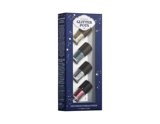 Set di pigmenti e glitter