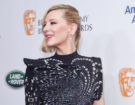 Acconciatura lalterale per il caschetto di Cate Blanchett. Photo credit: Getty Images