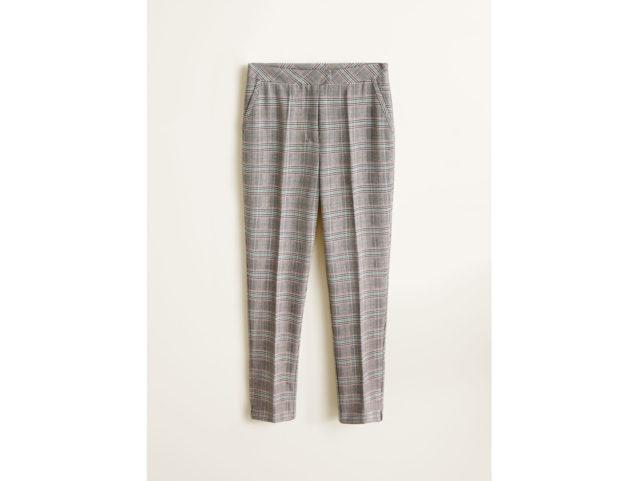 Pantaloni completo quadri