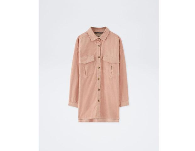 Sopra camicia velluto a costine