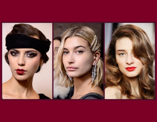 Cerchi delle idee semplici da realizzare ma assolutamente glam per i tuoi capelli di Capodanno? Sfoglia la gallery e scopri le 10 acconciature che abbiamo selezionato per te! (Collage di Francesca Merlo)